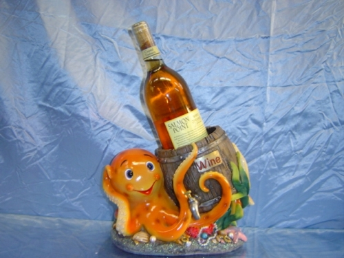 Octopus Wine Holder