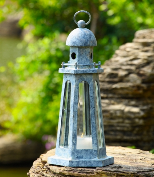 Garden Lighthouse Lantern