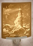 Guiding Light Lithophane Night Light