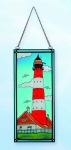 Stain Glass Lighthouse