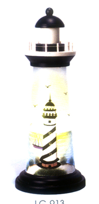Cape Hatteras Lighthouse Accent Lamp