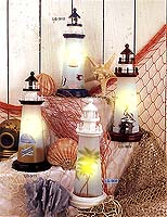 Lighthouse Accent Lamp collection