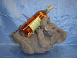 Elephant Wine Holder